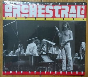 Orchestral Favorites 40th Anniversary / Frank Zappa