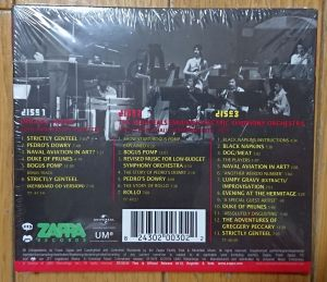 Orchestral Favorites 40th Anniversary / Frank Zappa