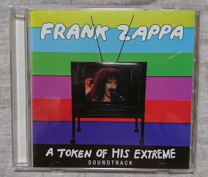 A TOKEN OF HIS EXTREME (SOUNDTRACK) / FRANK ZAPPA