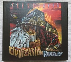 CIVILIZATION PHASE Ⅲ / FRANK ZAPPA