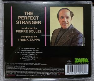 The Perfect Stranger / Frank Zappa