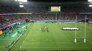 RWC2019 開幕戦 JAPAN vs RUSSIA