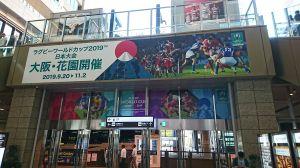 大阪もラグビー