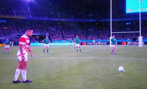 RWC2019 JAPAN vs IRELAND