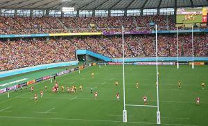 RWC2019 AUSTRALIA vs WALES
