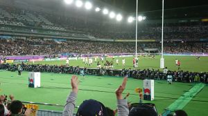 RWC2019 決勝 ENGLAND vs SOUTH AFRICA