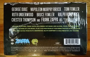 HALLOWEEN73 / FRANK ZAPPA
