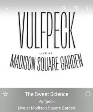 Live at Madison Square Garden / Vulfpeck