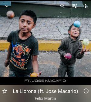 La Llorona / Felix Martin