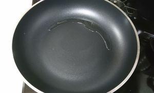 作ってみた...カップヌードル炒飯