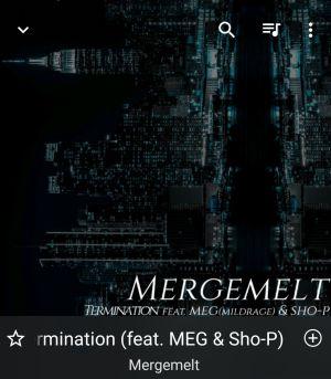 Termination (feat. MEG & Sho-P) / Mergemelt