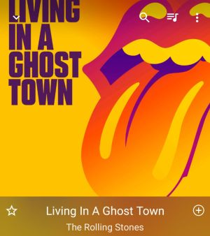 Living In A Ghost Town / The Rolling Stones