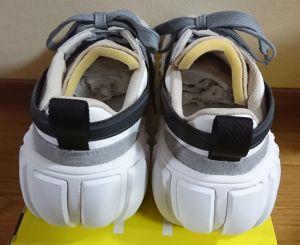 Onitsuka Tiger DENTIGRE LS WHITE/GRAPHITE GREY