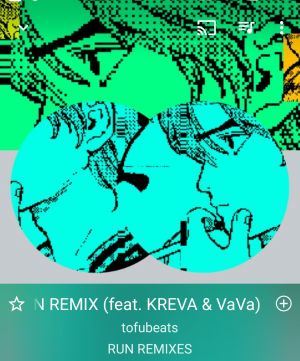 RUN REMIX / tofubeats