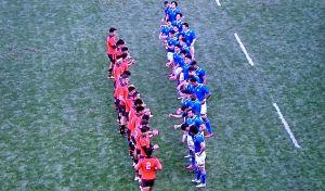 第57回全国大学ラグビー選手権大会 準々決勝