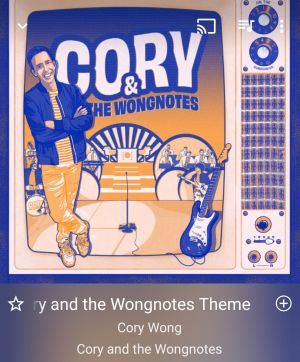 Cory and the Wongnotes / Cory Wong