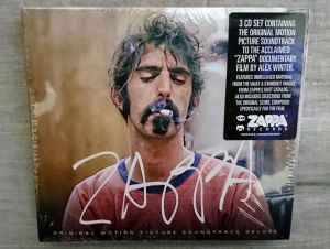 ZAPPA - ORIGINAL MOTION PICTURE SOUNDTRACK / Frank Zappa