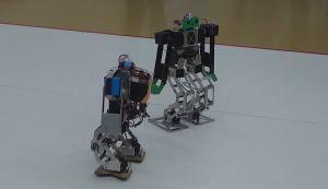 ロボット対戦